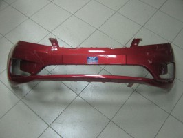 KIA RIO красный металлик TDY