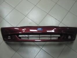 HYUNDAI ACCENT темно-красный металлик